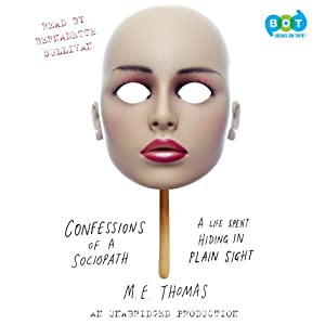 Confessions of a Sociopath Audiobook