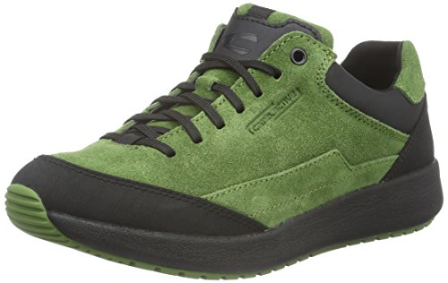 Black 72 Basses Green 02 Jump Camel Femme Baskets Active Vert U8EnxqI