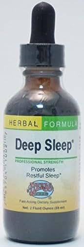 Herbs Etc, Deep Sleep, 2 Fl Oz