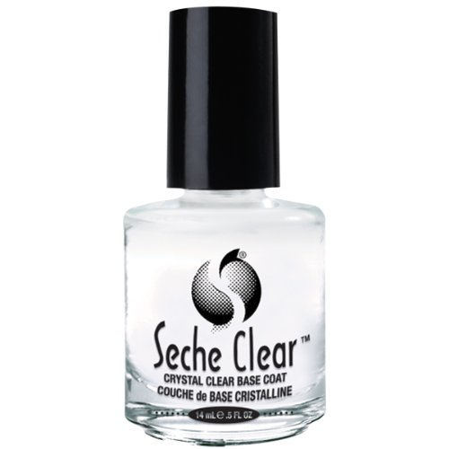 Seche Clear Base Coat .5 oz. No Formaldehyde & No Toluene Seche0101