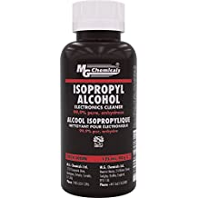 MG Chemicals 99.9% Isopropyl Alcohol Electronics Cleaner, 125 mL Bottle