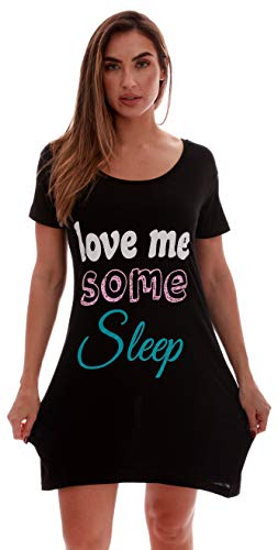 Just Love Sleep Dress for Women Sleeping Dorm Shirt 6328-243-S