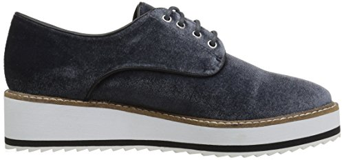 Blue Women's Fontain London Old Oxford Shellys qwfCUC