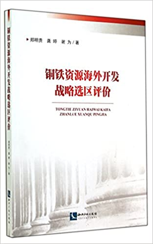 Book Copper and iron resources overseas development strategy constituency evaluation(Chinese Edition)