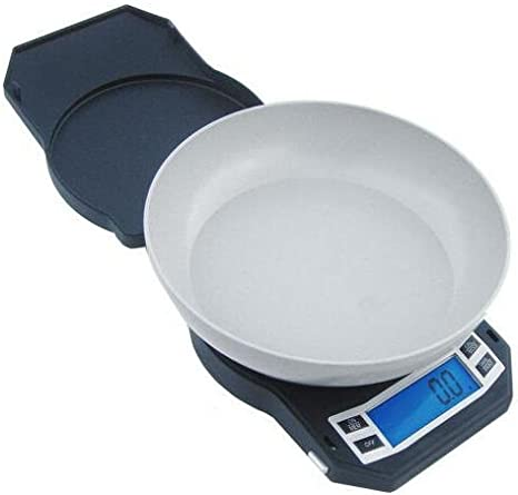 Aws American Weigh Scales Lb 501 500 X 01g Digital Kitchen Bowl Scale Amazon Ca Home Kitchen