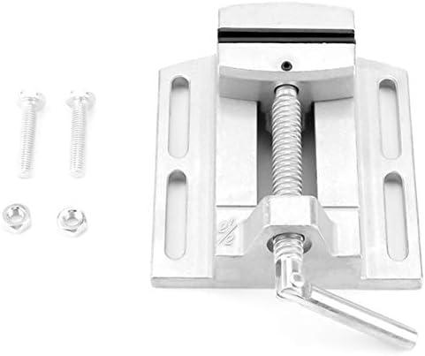 産業ヘビーデューティ2.5インチのドリルプレス万力、フライスドリルクランプマシンバイスツールワークショップツール工作機械