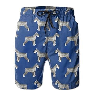 FANTASY SPACE Boys Big &Tall Cargo Short Board Shorts Basic Beachwear with Pockets