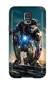 Ideal Art Marie Johnson Case Cover For Galaxy S5(iron Man 3 New), Protective Stylish Case