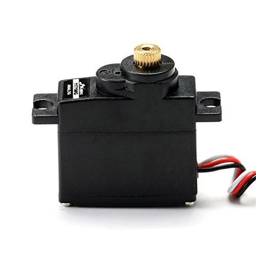 Quickbuying New Arrival JX PDI-1171MG 17g Metal Gear Core Motor Micro Analog Servo For RC Models