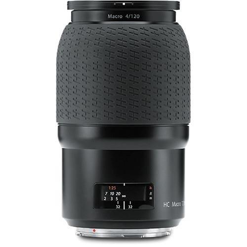 ハッセルブラッドHCマクロ120 mm F / 4 II Autofocus望遠レンズ、9グループ/ 9要素、1.28 '焦点距離   B01HUJ42VQ