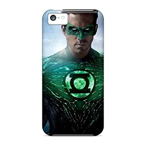 Green Lantern Resolution Scratch-proof mobile phone carrying shells Fashionable Design case Iphone5c iphone 5c