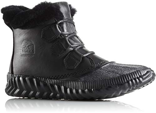 SOREL Out N About Plus Lux Boot - Women's Black, 10.5