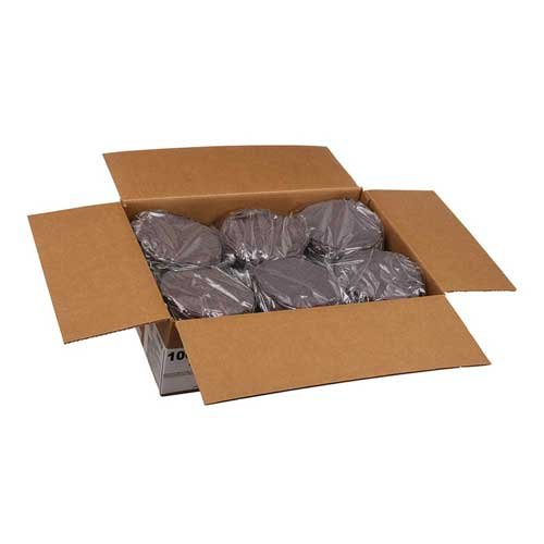 Mission Foods Blue Corn Tortilla, 6 inch - 60 per pack -- 12 packs per case.