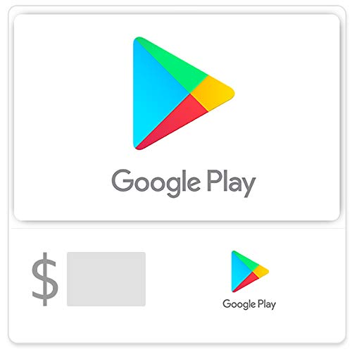 Amazon.com: Google Play gift code - give the gift of games, apps and more  (Email Delivery - US Only) Config: Gift Cards