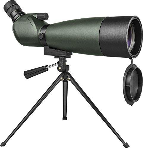 Orion Grandview 20-60x80 Zoom Spotting Scope, Green/Black