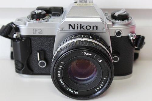 NIkon Nikon 50mm 1 8 Lens