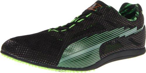 Evo Puma Bolt Pumabolt Green Black fluorescent Adulto Lunghe unisex Per Unisex Evospeed Distanze CqT5BrqW