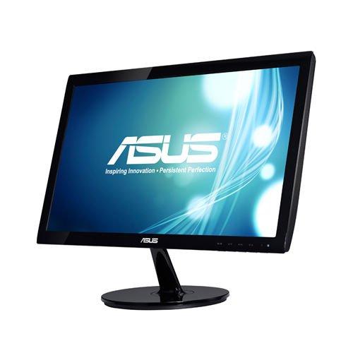 """ASUS VS207D-P 19.5"""" HD+ 1600x900 VGA Back-lit LED Monitor"""