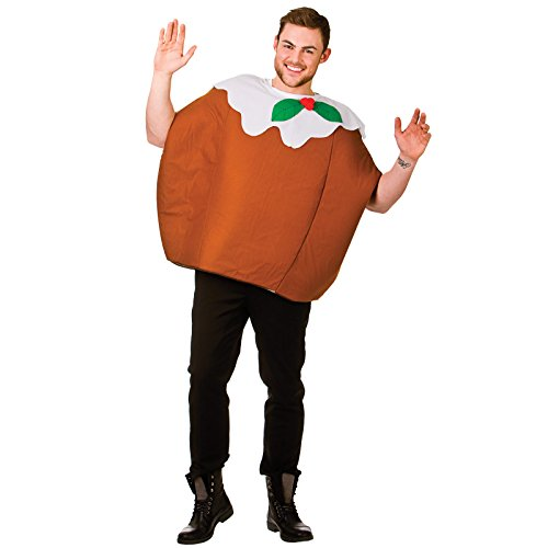 Xmas Pudding - Adult Costume **NEW**