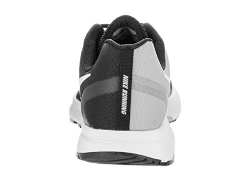 Nike Performance Herren Laufschuhe Black/White Wolf Grey Anthrct