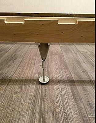 Amazon Com Gourd Adjustable Height Bed Frame Slat Center Support