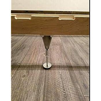 Amazon Com Adjustable Steel Bed Frame Slat Center Support