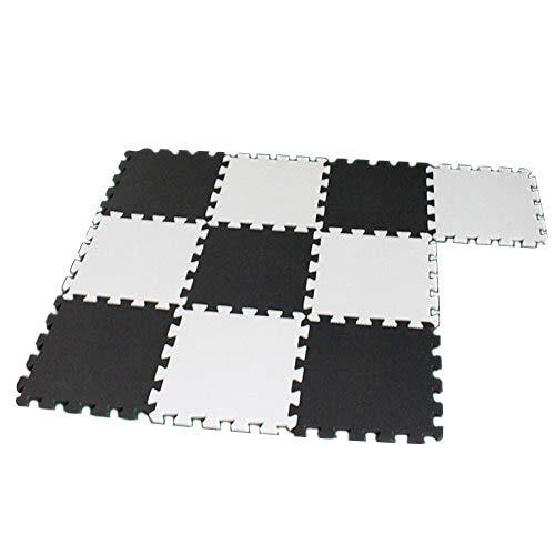 Interlocking Floor Tiles - Nhbr 10 Piece Eva Foam Puzzle Exe