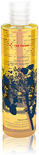 Red Flower French Lavender Purifying Body Wash, 8 oz