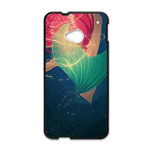 Aesthetic mermaid Cell Phone Case for HTC One M7