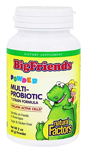 - Natural Factors - Dr. Murray's Ultimate Probiotic Children's Formula - 2 Ounce