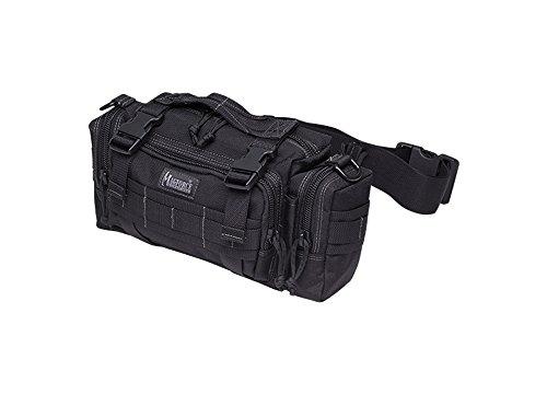 Magforce Tactical Waist Cross Shoulder Pack Molle Equipped Ballistic Nylon EDC Belt Pack 0402