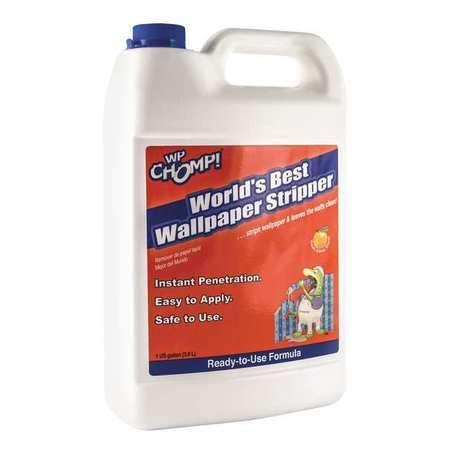 Wp Chomp Wall Paper Remover 1 Gal, R2u, Min. Qty 4 (Pack Of 4)