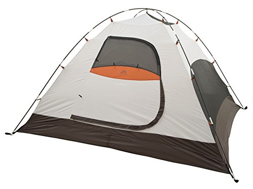 ALPS Mountaineering Meramac 2 Dome Tent 5' x 7'6'' x 4' Polyester Green, White and Orange