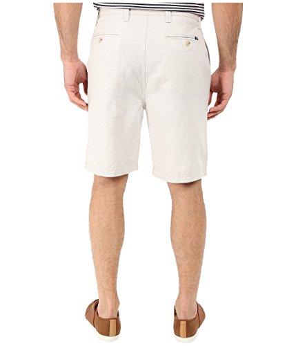 Nautica Men's Flat-Front Deck Short