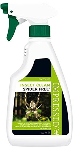 Spider Repellent Spray for CCTV Cameras, Windows and Doors. Certified To...