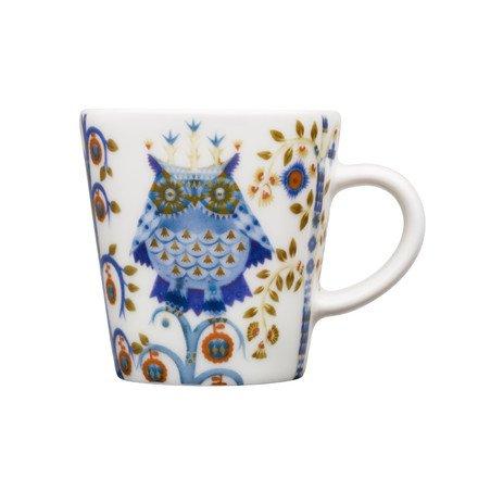 Taika Espresso Cup - Iittala Taika Espresso Cup, White, 3-1/3-Ounce