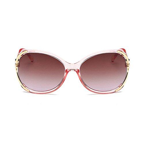 Aoligei Bouton de verrouillage Fashion Ladies lunettes de soleil lunettes de soleil a87Yis