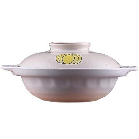 Cacerola de cerámica, olla de cocción con tapa | Crucible | Horno ...
