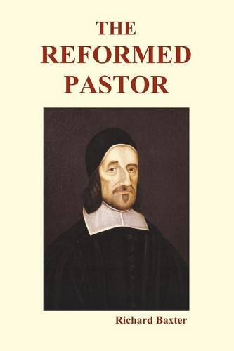 The Reformed Pastor - Pastors Cover