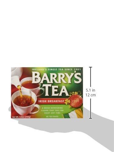Barry's Tea Irish Breakfast Teabags (80) - Pack of 2 by Barry's Tea (Image #5)