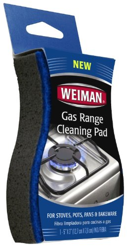Weiman Gas Range Cleaning Pad
