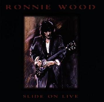 Slide on Live: Ronnie Wood: Amazon.es: Música