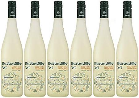 Barbadillo VI Cool | Vino Frizzante Moscatel - Caja 6 x 75 cl