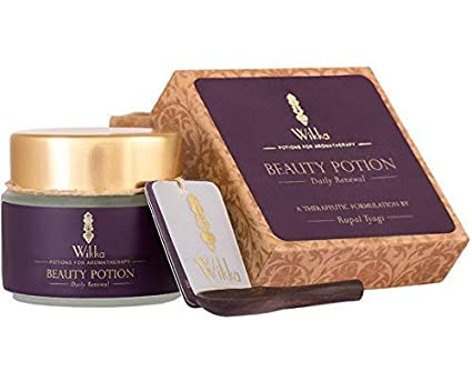 Wikka 'Beauty Potion' Paraben-free Natural Revitalising and Anti-aging Gel,  40 g: Amazon.in: Beauty