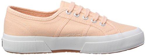 pink Unisex Superga Lace Up 1705 Sx7z Peach Pink Adult Cotu SFw0qC