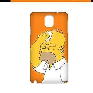 Design Phone Cases Printing With Simpson For Galaxy Note3 N900 Choose Design 1-2