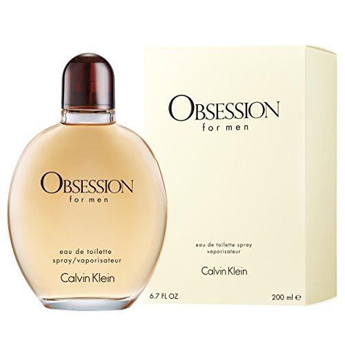 Calvin Klein OBSESSION for Men Eau de Toilette, 6.7 fl. oz.