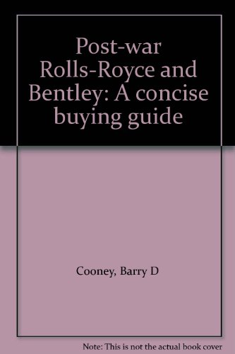 post-war-rolls-royce-and-bentley-a-concise-buying-guide