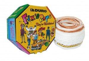 Duro Reifen Fixie Pops 700x24C, faltbar Vanilla Rage/Weiss (Faltbar)