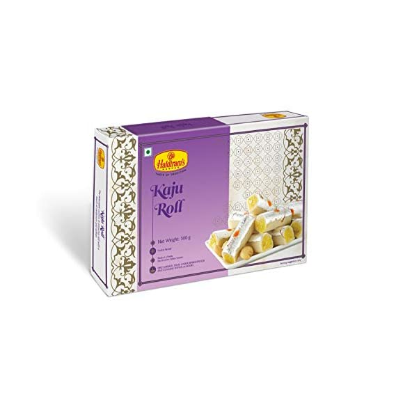 Haldiram's Nagpur Kaju Roll (500 g)